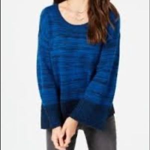 Style&Co Sweater with bell sleeves